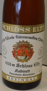 Weingut Gebert Ockfener Bockstein Riesling-Auslese, Mosel-Saar-Ruwer