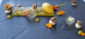 Carpaccio of Mango