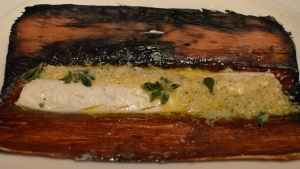 King George Whiting in Paperbark