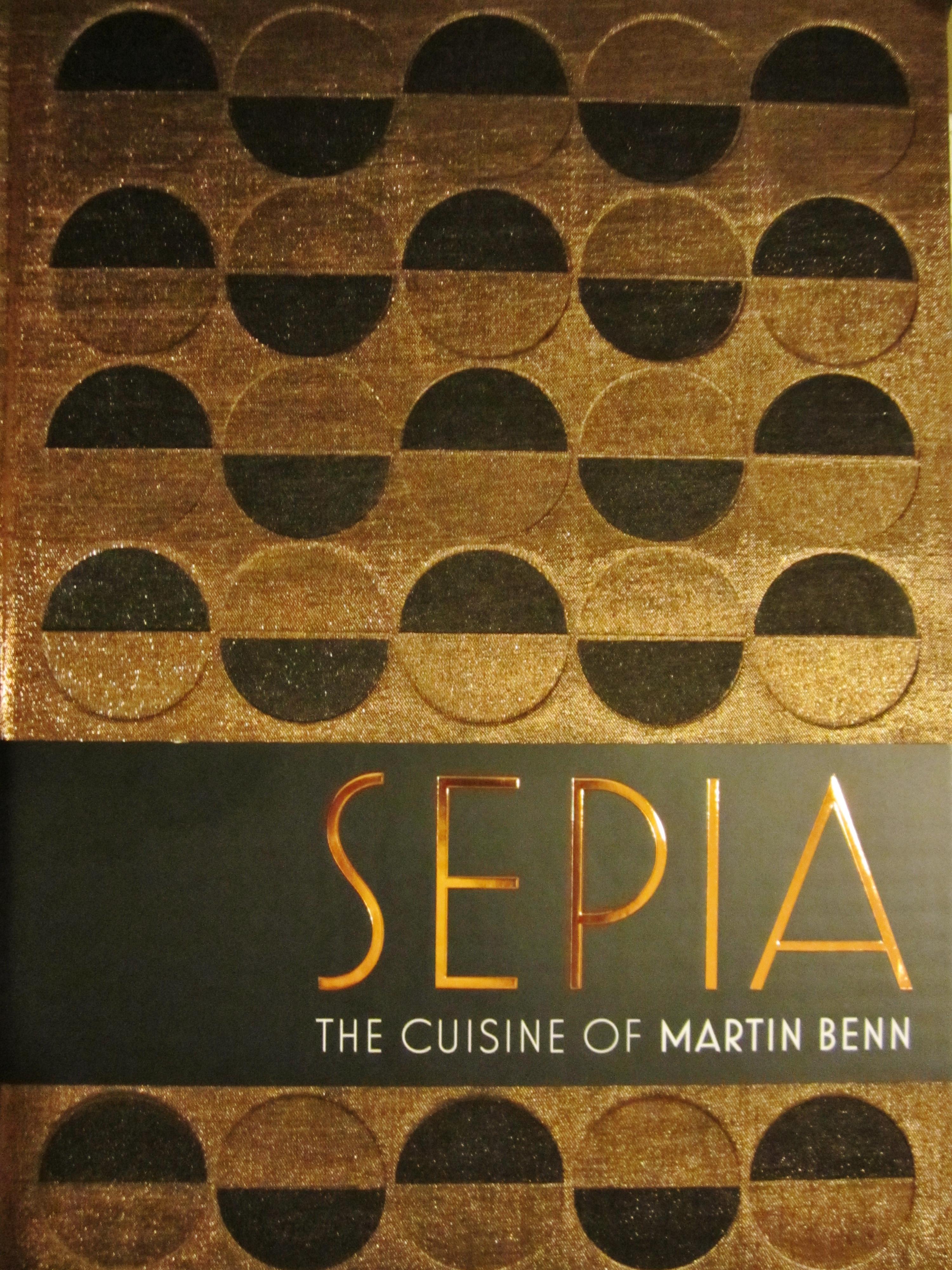 Sepia Book Launch – LBV ~ Le Bon Vivant