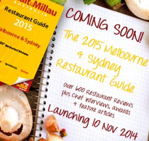 2015 Gault Millau Guide
