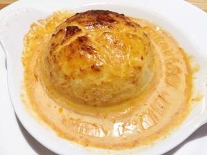 Scallop Souffle